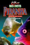 Killer Instincts- Piranha, Wolf in the Water Dvd